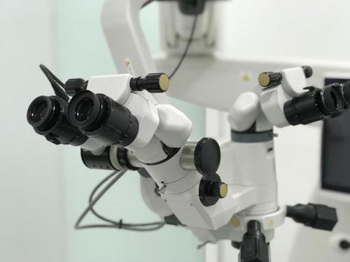 Microscopio Oftalmológico